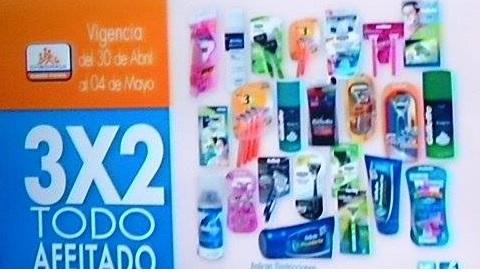 Chedraui: 3×2 en todo para higiene bucal y afeitado