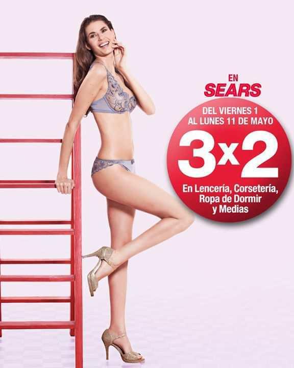 Sears  3×2 en Lencería 68d02255cb6c