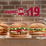 Burger King 19 pesos OFFDE