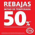 C&A 50 descuento OFFDE