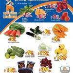 Chedraui Frutas y Verduras 7 Abril OFFDE