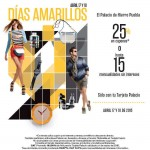 Días Amarillos Palacio 17 de Abril OFFDE