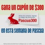 Elektra Cupon 300 descuentos OFFDE