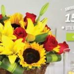 Envia Flores 15 menos OFFDE