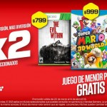 Gamers 3x2 videojuegos OFFDE