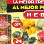 HEB Frutas y Verduras 7 Abril OFFDE