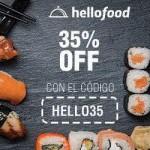 Hello Food 35 descuento OFFDE