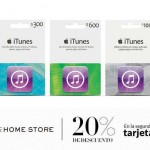 Home Store 20 menos en iTunes OFFDE