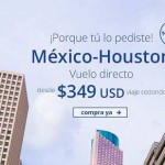 Interjet México Huston OFFDE