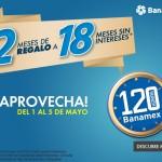 Linio120 horas banamex