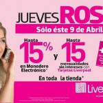 Liverpool Jueves Rosa Abril OFFDE