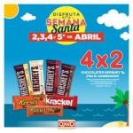 OXXO 3x2 chocolates OFFDE
