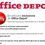 Office Depot 20 descuento1
