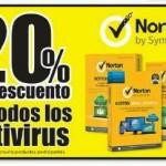 OfficeMax 20 descuento antivirus