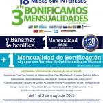 Sams Bonificacon de 3 meses