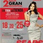 Sears 2 días de Venta Especial