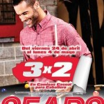 Sears 3x2 en camisas OFFDE