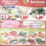 Soriana Mercado Frutas y Verduras Abril OFFDE