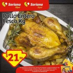 Soriana Pollo Entero OFFDE