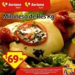 Soriana milanesa de res OFFDE