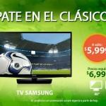 Walmart Pantalla Samsung Clasico OFFDE