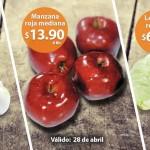 chedraui martes y miercoles de frutas y verduras 28 y 29 de abril