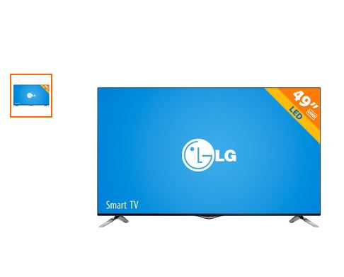 Walmart: Pantalla LG 49″ 4K $10,999 y más