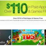 Amazon 110 dolares en aplicaciones OFFDE