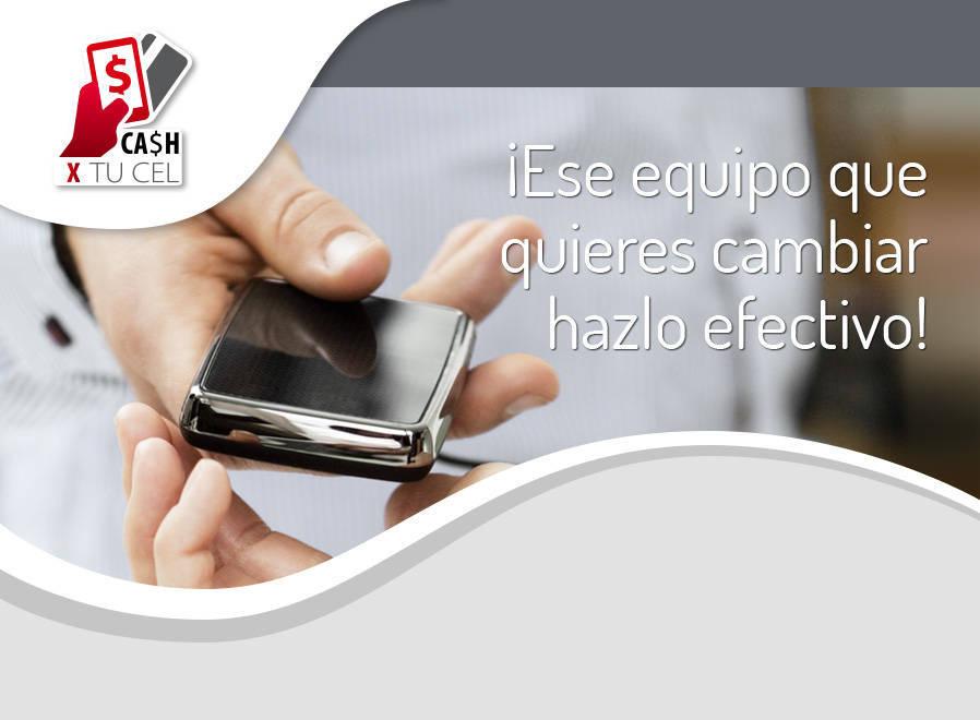 Iusacell: Cash x Tu Cel Hasta $2,898 Por Tu Galaxy S4 o S5