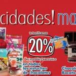 Chocolates Chedraui Selecto OFFDE