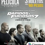 Cinemex Noches de cines