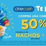 Cinepolis Cincash nachos OFFDE