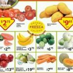 Frutas y Verduras Soriana 26 Mayo