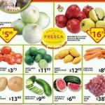 Frutas y Verduras Soriana 5 Mayo