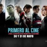 Funciones Matinee Avengers Cinepolis