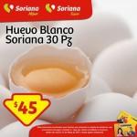 Huevos Soriana OFFDE