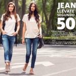 Jeans 50 descuento OFFDE