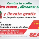 Sears Autocenter Tapetes Gratis OFFDE