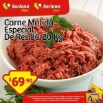 Soriana Carne Molida de Res OFFDE