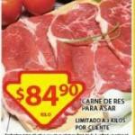 Soriana Carne para asar