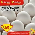 Soriana Huevo Blanco OFFDE
