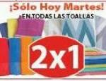 Soriana Toallas 2x1