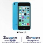 Telcel iPhone 5C en Pro 700