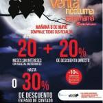 Venta Nocturna Sanborns 8 Mayo OFFDE