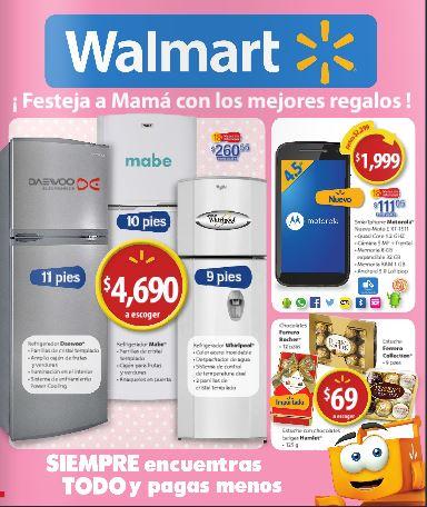 Walmart: Folleto de promociones del 1 al 10 de Mayo | Oferta View ...