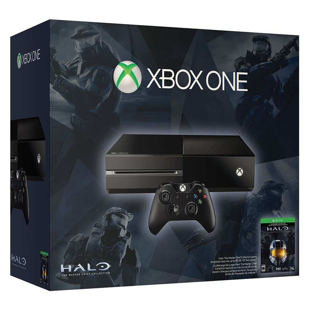 PCEL: Xbox One Halo The Master Chief Collection a $5,999
