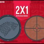 Blocbuster 2x1 OFFDE