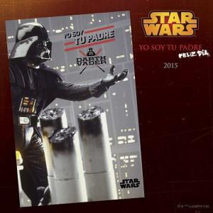 Blockbuster: Poster Star Wars Gratis Al Decir Una Frase