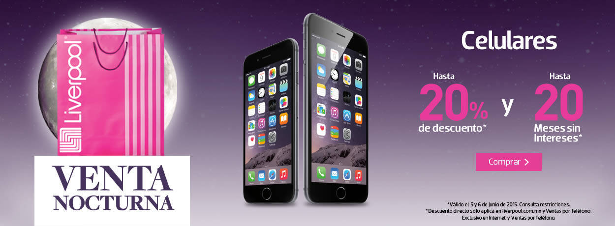 aef07cf9fe6 Liverpool Online: iPhone 6 16GB a $10,319