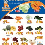 Chedraui Frutas y Verduras 22 Junio OFFDE
